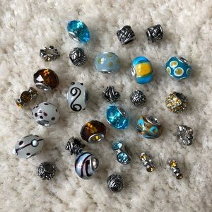 Lot of Bracelet Beads